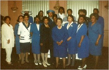 Zeta Phi Beta Sorority, Inc. Kappa Omega Zeta Chapter